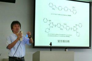 ご講演いただく高田教授の画像